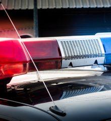 sirenes de carro de policia